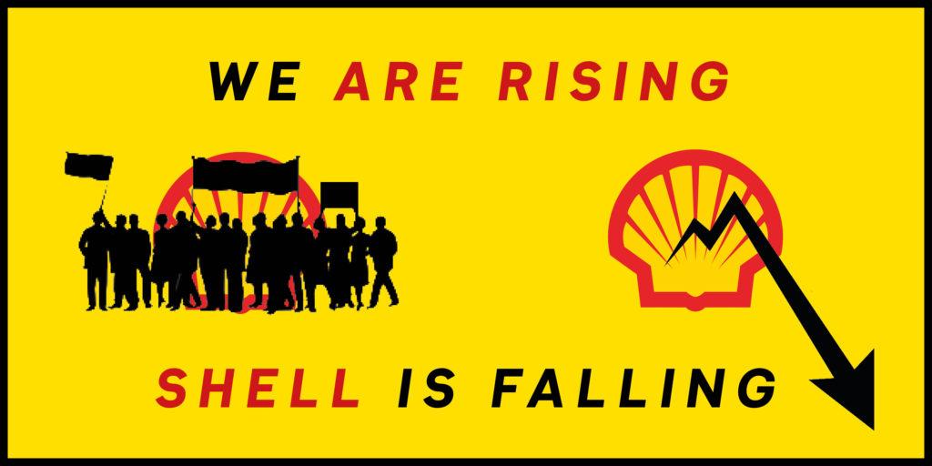 Shell Must Fall!