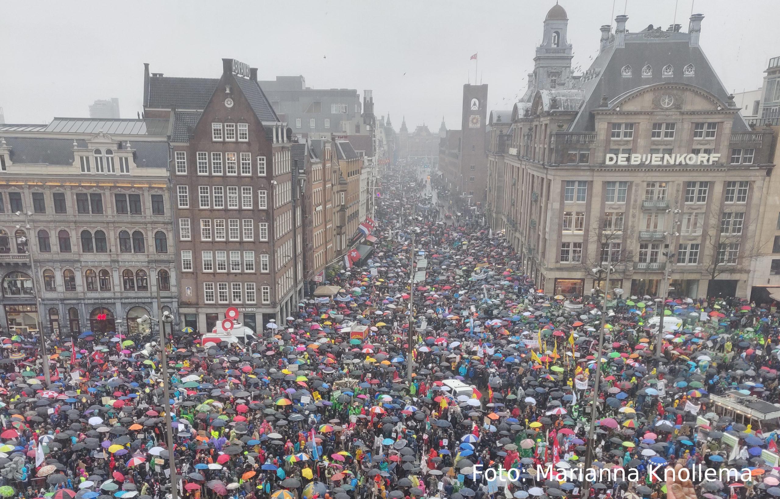 Klimaatmars maart 2019